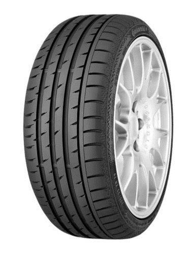 Opony Continental ContiSportContact 3 205/45 R17 88V