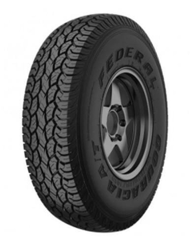 Opony Federal Couragia AT 265/70 R17 121Q