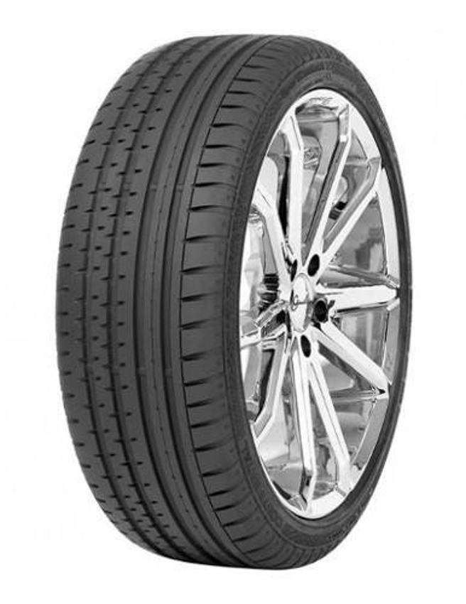 Opony Continental SportContact 2 205/50 R17 89Y