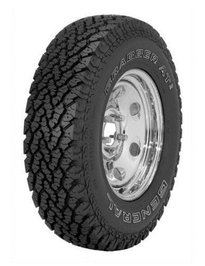 Opony General Grabber AT2 255/60 R18 112H