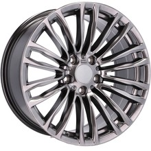 4 ALLOYS 18'' 5X120 BMW 1 E87 F20 3 E90 F30 5 E60 F10