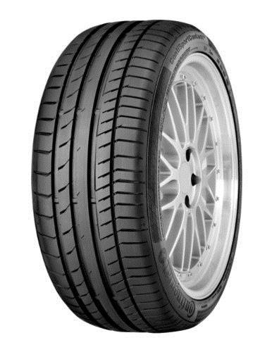 Opony Continental ContiSportContact 5 255/55 R18 109V