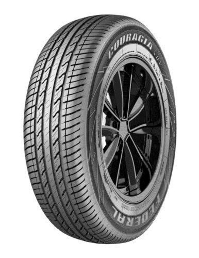 Opony Federal Couragia XUV 235/65 R17 108V