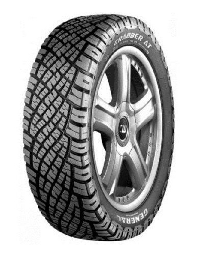 Opony General Grabber AT 255/60 R18 112H