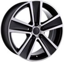 ALLOYS 15'' 5X100 SKODA FABIA OCTAVIA VW POLO FOX