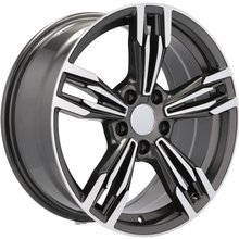 ALLOYS 18'' 5X120 BMW 1 E87 F20 3 E90 F30 5 F10 X3