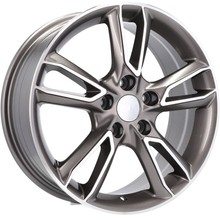 POLISHED ALLOYS 17' 5X114,3 MAZDA 3 5 6 CX-3 CX-5