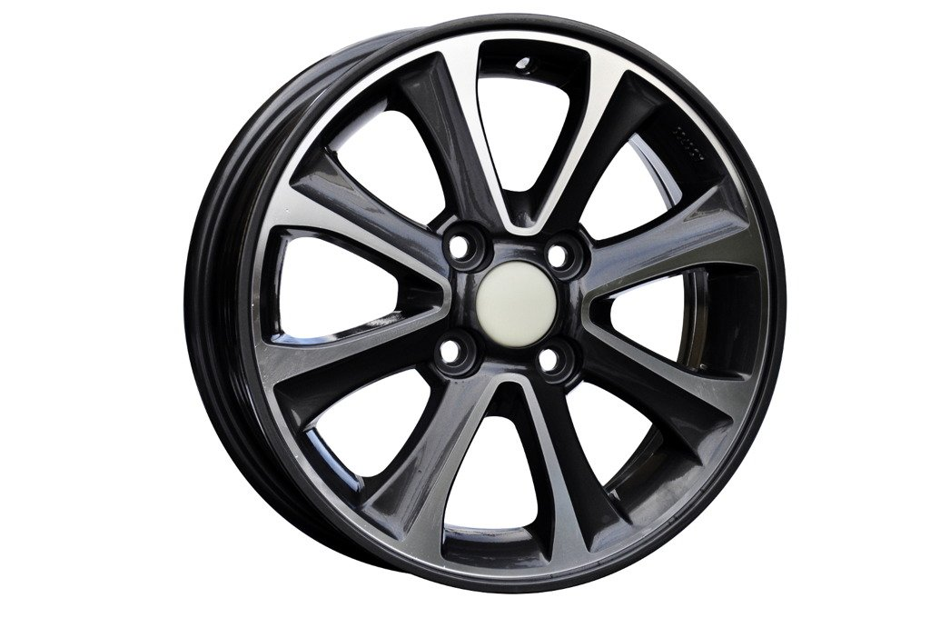 ALLOYS 14 4X100 HYUNDAI ACCENT ATOS GETZ i20 COUPE