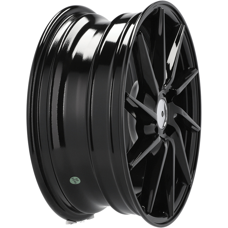 RACING LINE RBY1058 hliníkové disky 6,5x16 4x100 ET42 BL - BLACK