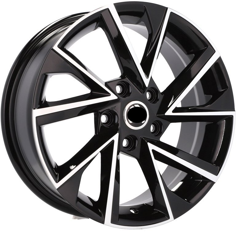 ALLOYS 18' 5X112 OCTAVIA II III SUPERB VW PASSAT B8