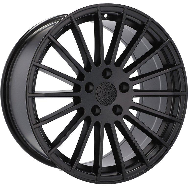 HAXER RHX010 hliníkové disky 10,5x22 5x120 ET40 BM - Black matt