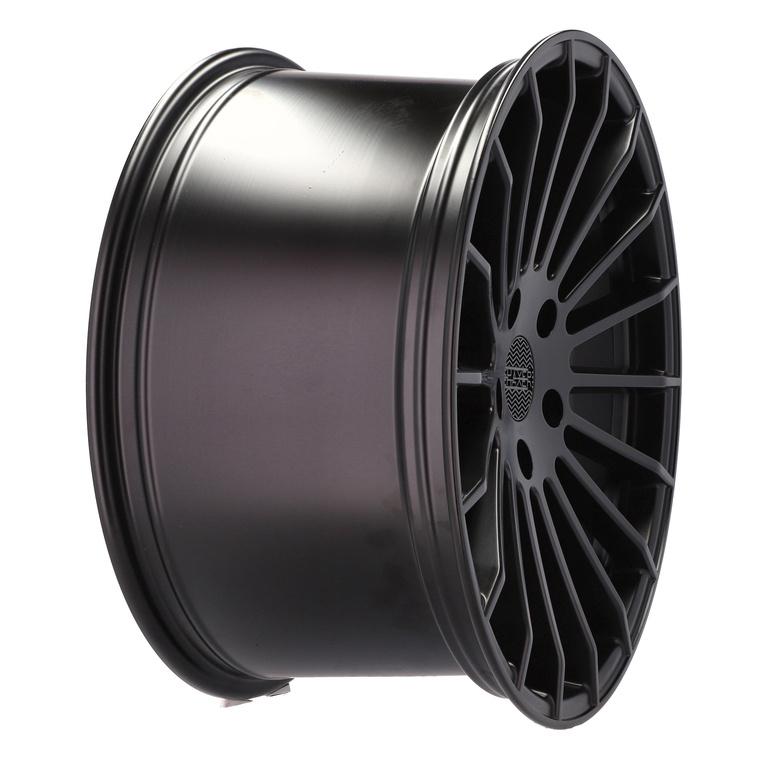 RACING LINE RHX010 hliníkové disky 9,5x20 5x127 ET42 BL - BLACK