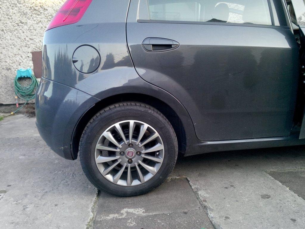 DISKY 15'' FIAT 500 PUNTO UNO BRAVO BRAVA DOBLO