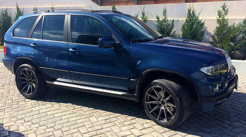 DISKY 18 5X120 BMW E87 E88 F20 E46 E90 E60 F10 BBS
