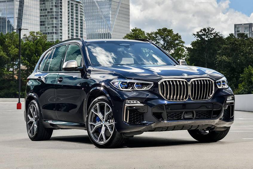 DISKY BMW 21'' X5 E70 F15 X6 E71 E72 F16